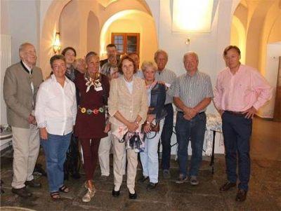 Nachfahren der Oberlausitzer Adelsfamilie von Gersdorff