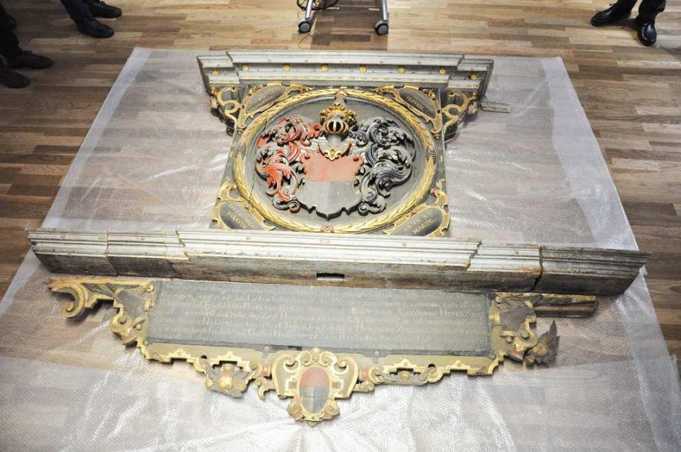 Wappenmonument